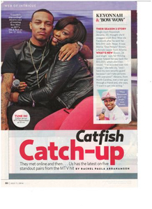 Bow Wow  US Magazine