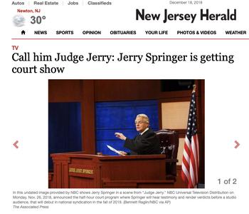 New Jersey Herald