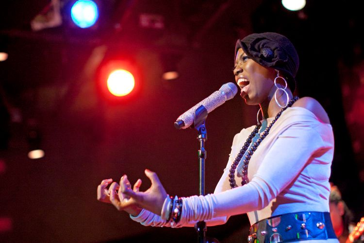 Lira at SOBs, January 22, 2013, New York City.(Photo by Bennett Raglin)