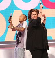 Bow Wow and Abby Lee Miller