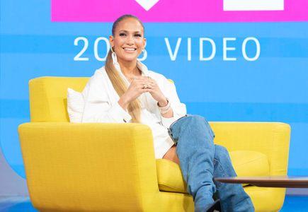 Jennifer Lopez visits TRL