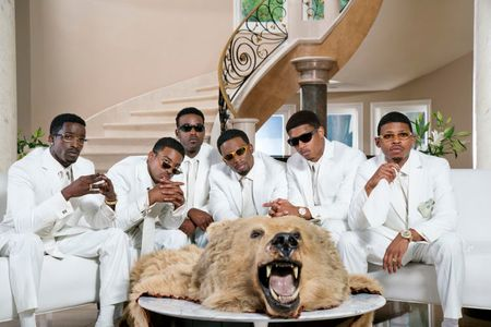 BET's New Edition Mini Series