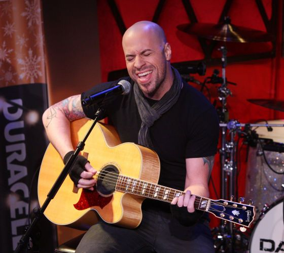 Chris Daughtry In Concert To Celebrate The Launch Of The Duracell Holiday Insurance Program
