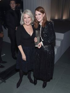 Bette Midler and Julianne Moore