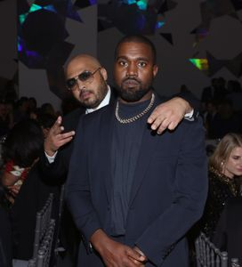 Hype Williams and Kanye West