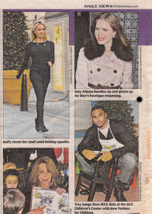 New York Daily News, Trey Songz, Friday, December 10, 2010