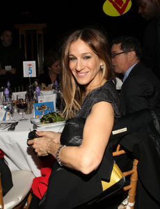 Actress Sarah Jessica Parker attends 2012 New 42nd Street Gala  at The New Victory Theater on December 5, 2012 in New York City.  (Photo by Bennett Raglin)