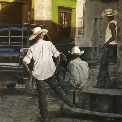 Plaza De Los Hombres