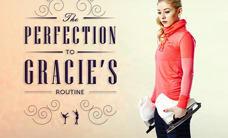 Gracie Gold World Champion