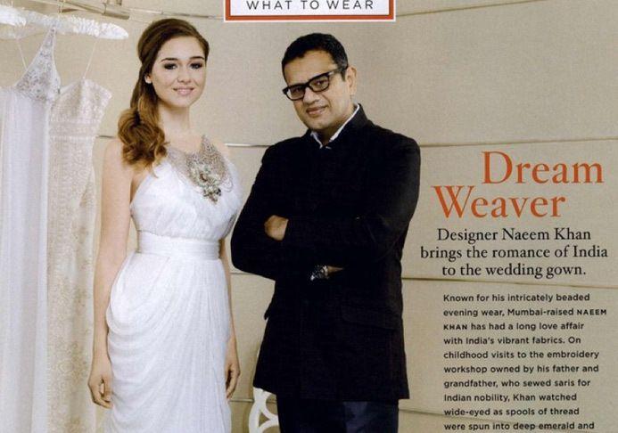 Naeem Khan New York Magazine