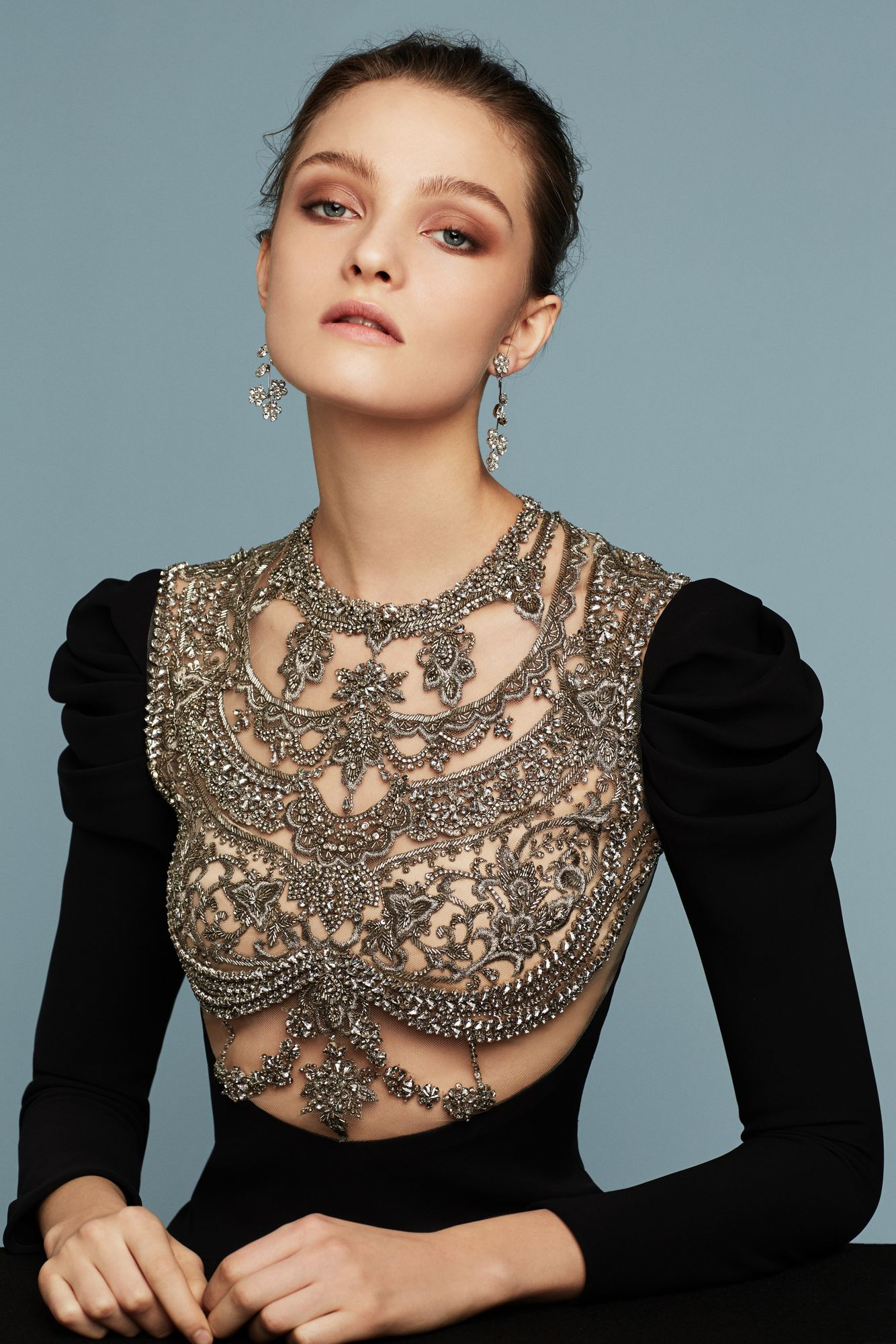 Reem Acra - Pre-Fall 17 Lookbook