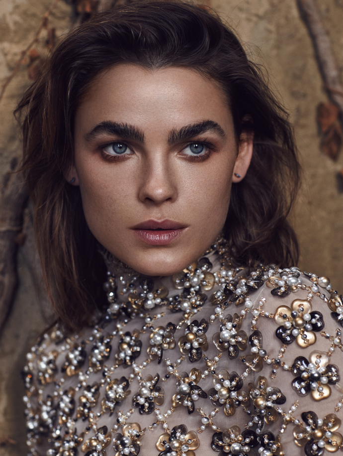 VOGUE TAIWAN- Bambi Northwood-Blyth