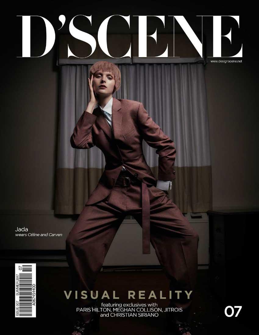 D'Scene Magazine Issue 07