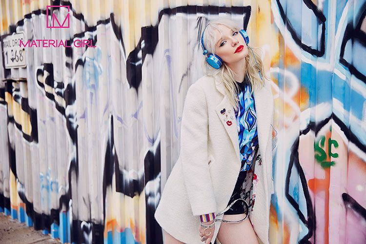 MATERIAL GIRL CAMPAIGN