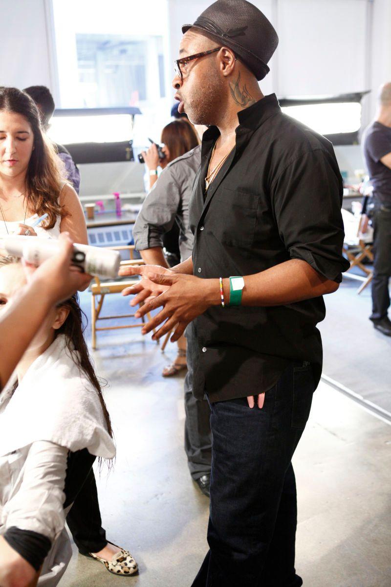 Behind the scenes, Costello Tagliapietra