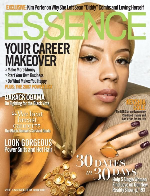 Essence, Keyshia  Cole,