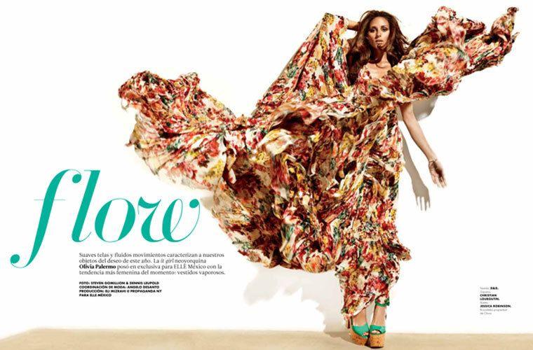 Elle Mexico, editorial,