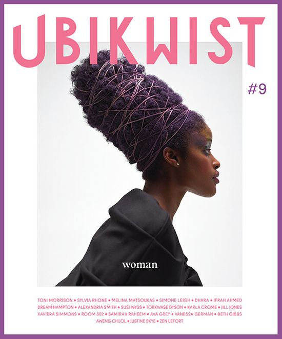 Ubikwist, Cover, Editoral,