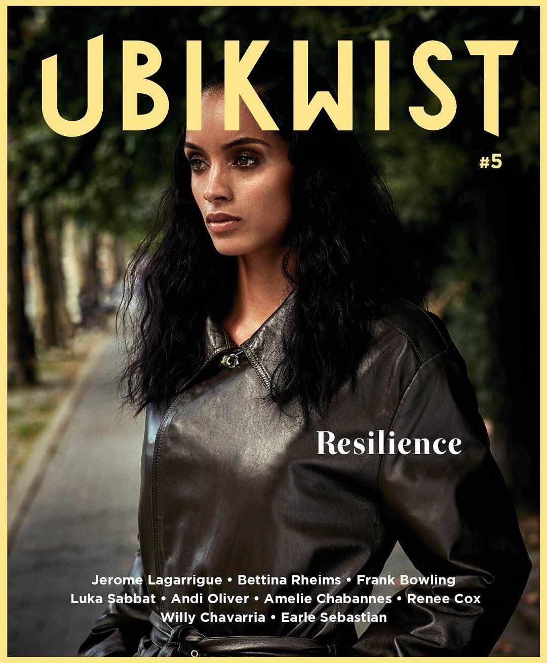 Ubikwist, cover & editorial,