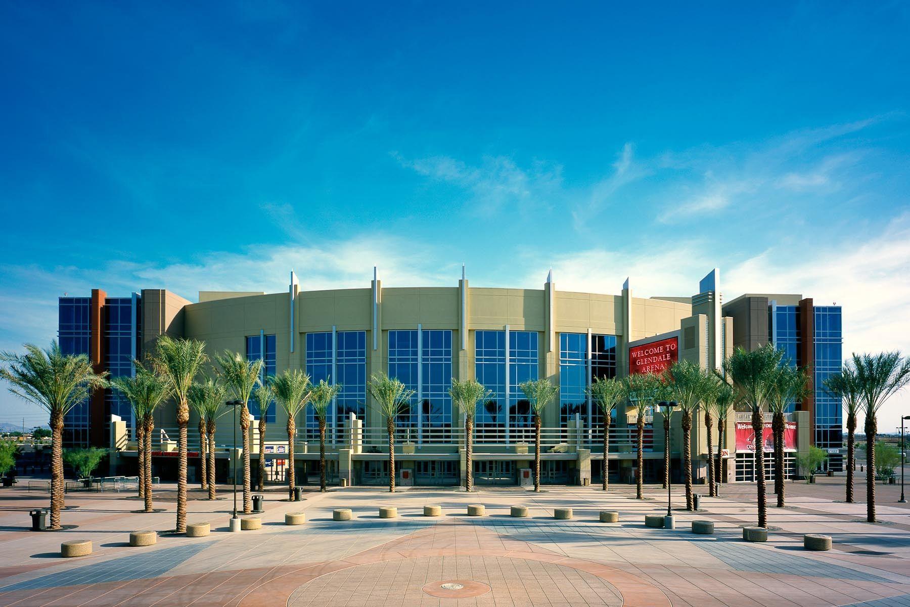 Glendale Arena Phoenix