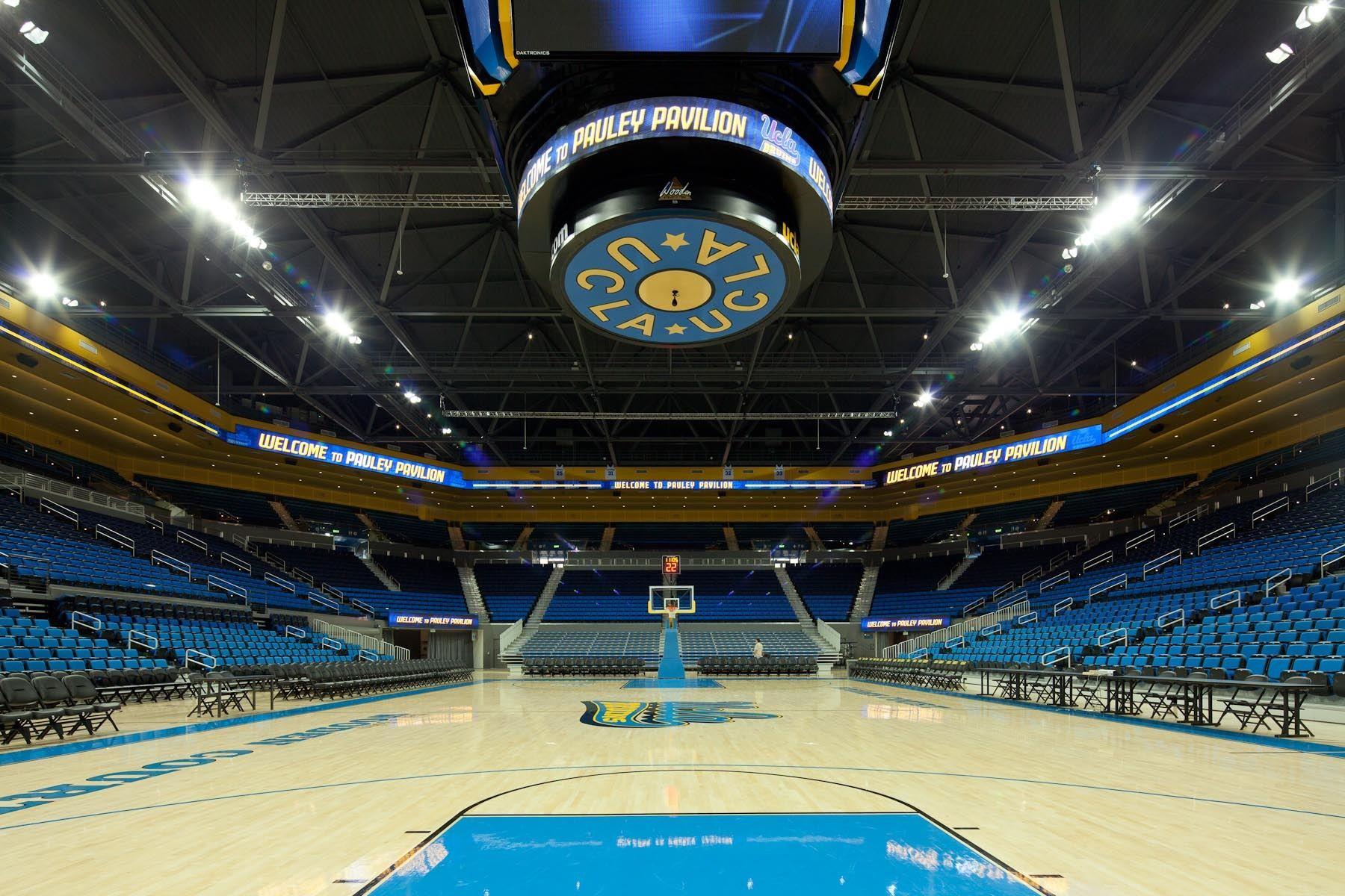Pauley Pavilion UCLA