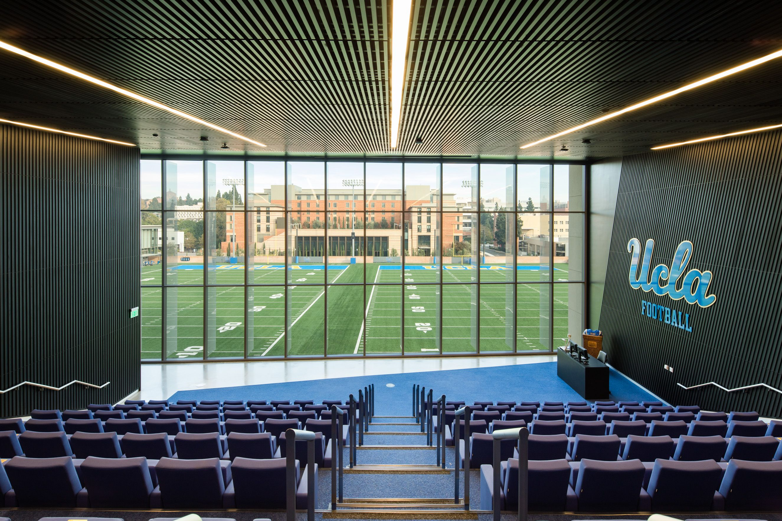 Wasserman Football Center UCLA