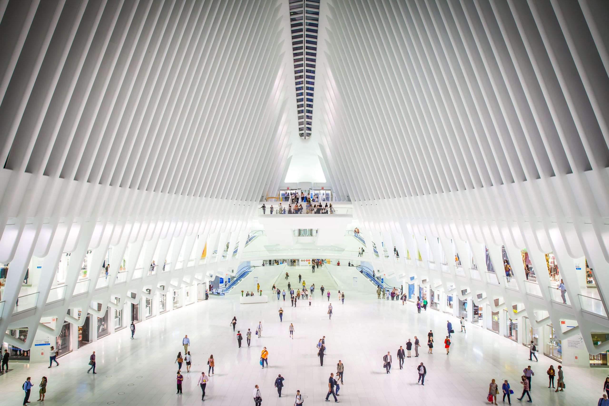 Oculus at the WTC New York