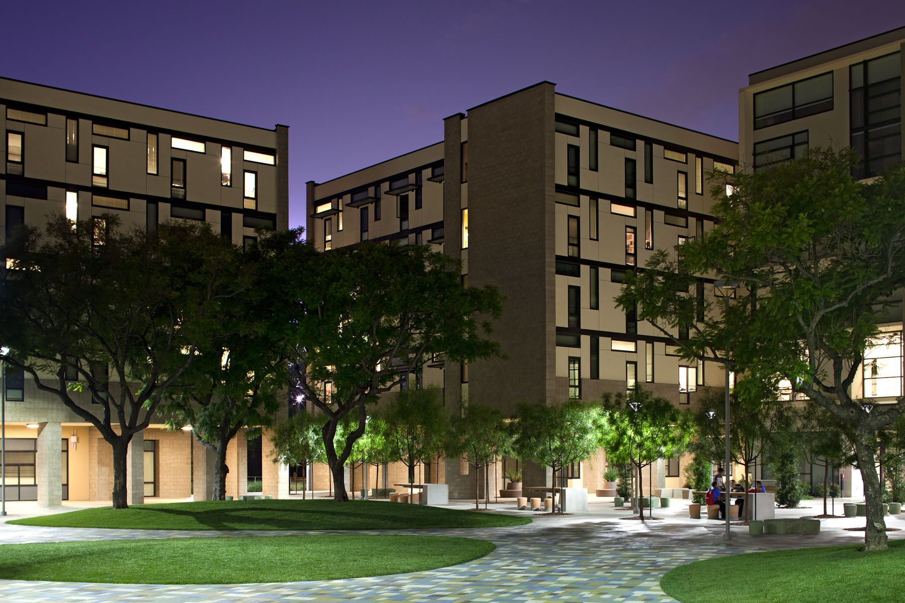 CSU Fullerton Student Housing