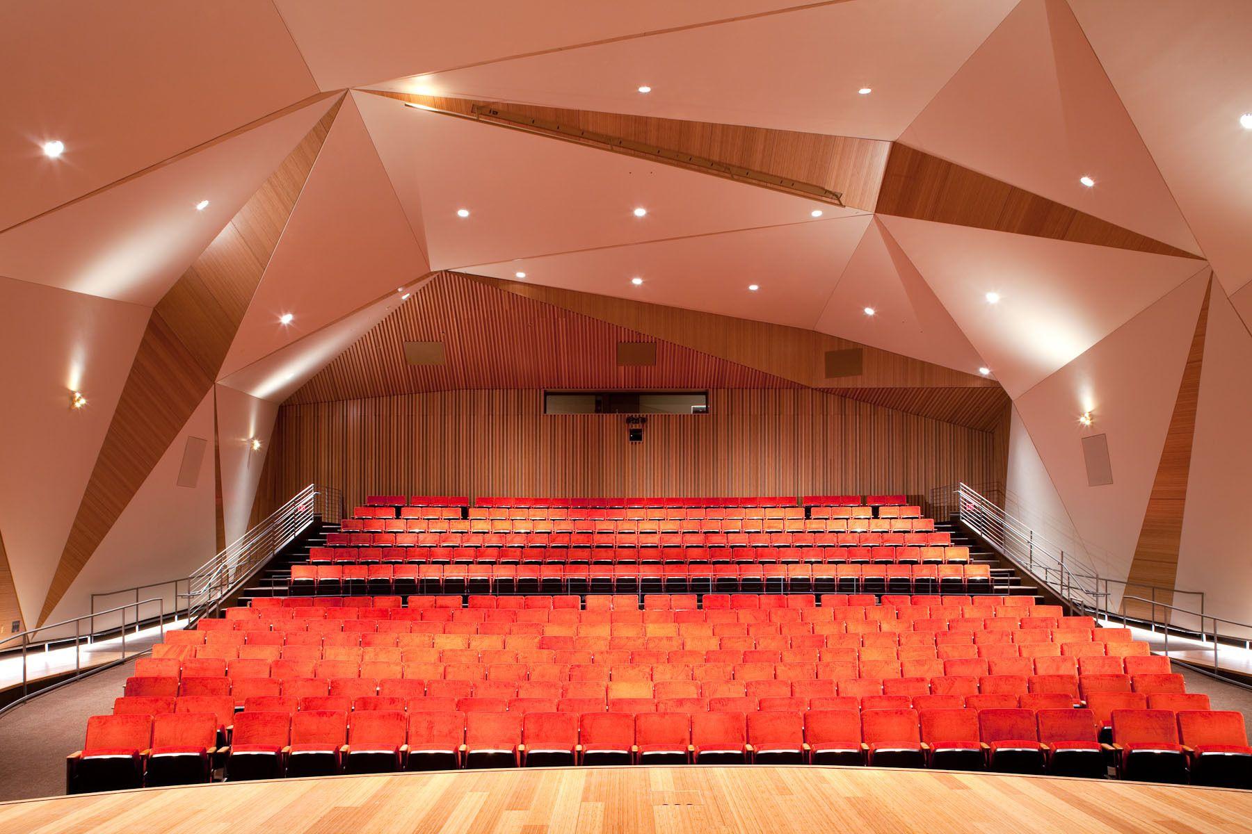 Conrad Prebys Music Hall UC San Diego