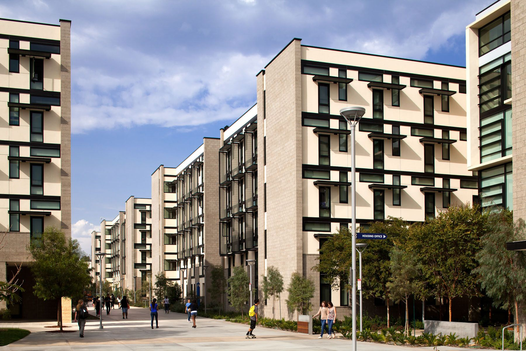 CSU Fullerton Student Housing