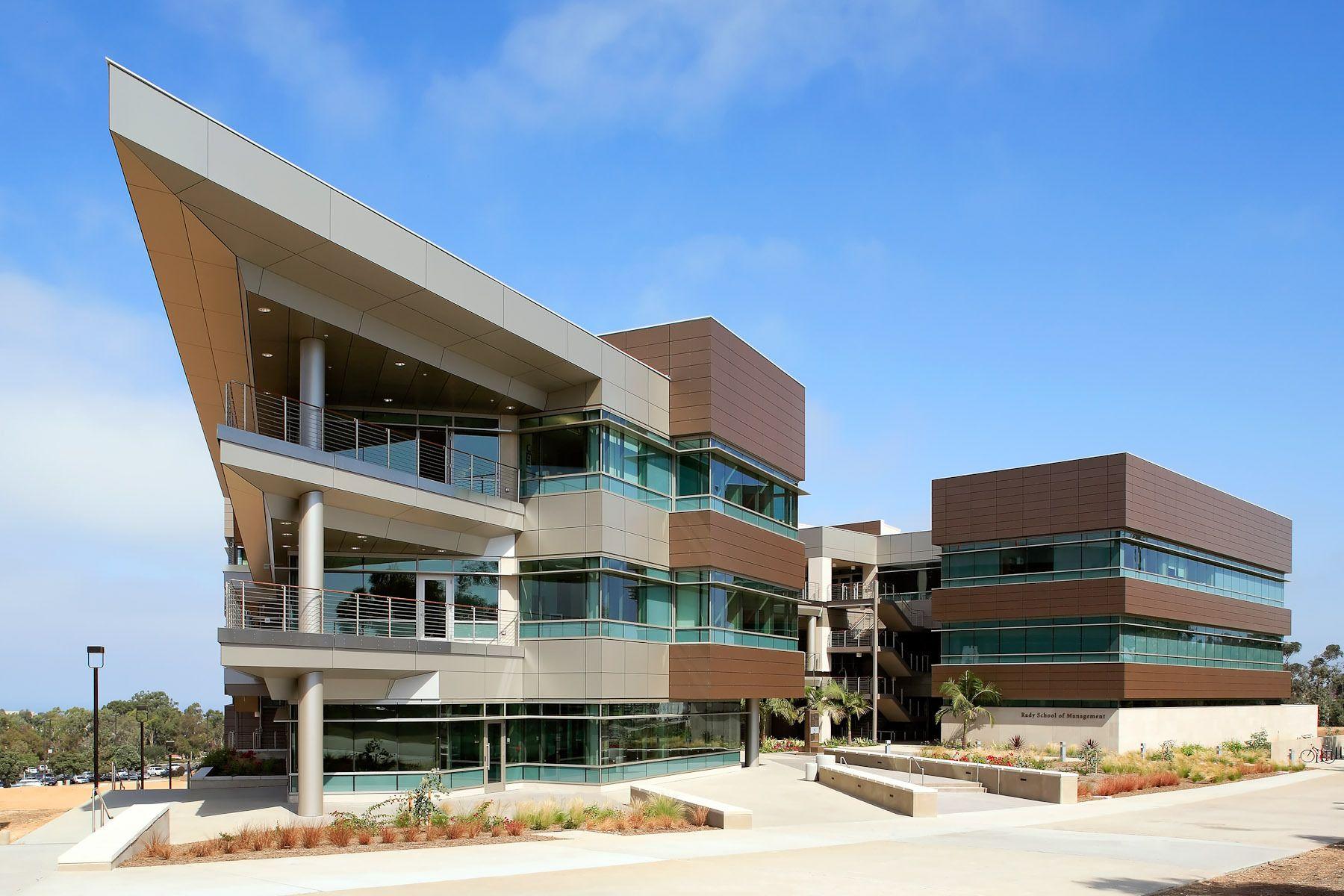 RADY School of Managemet UC San Diego