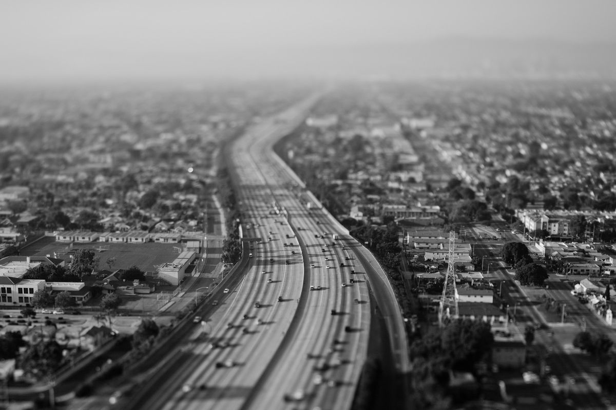 Aerial - Los Angeles Architectural Photographer Paul Turang