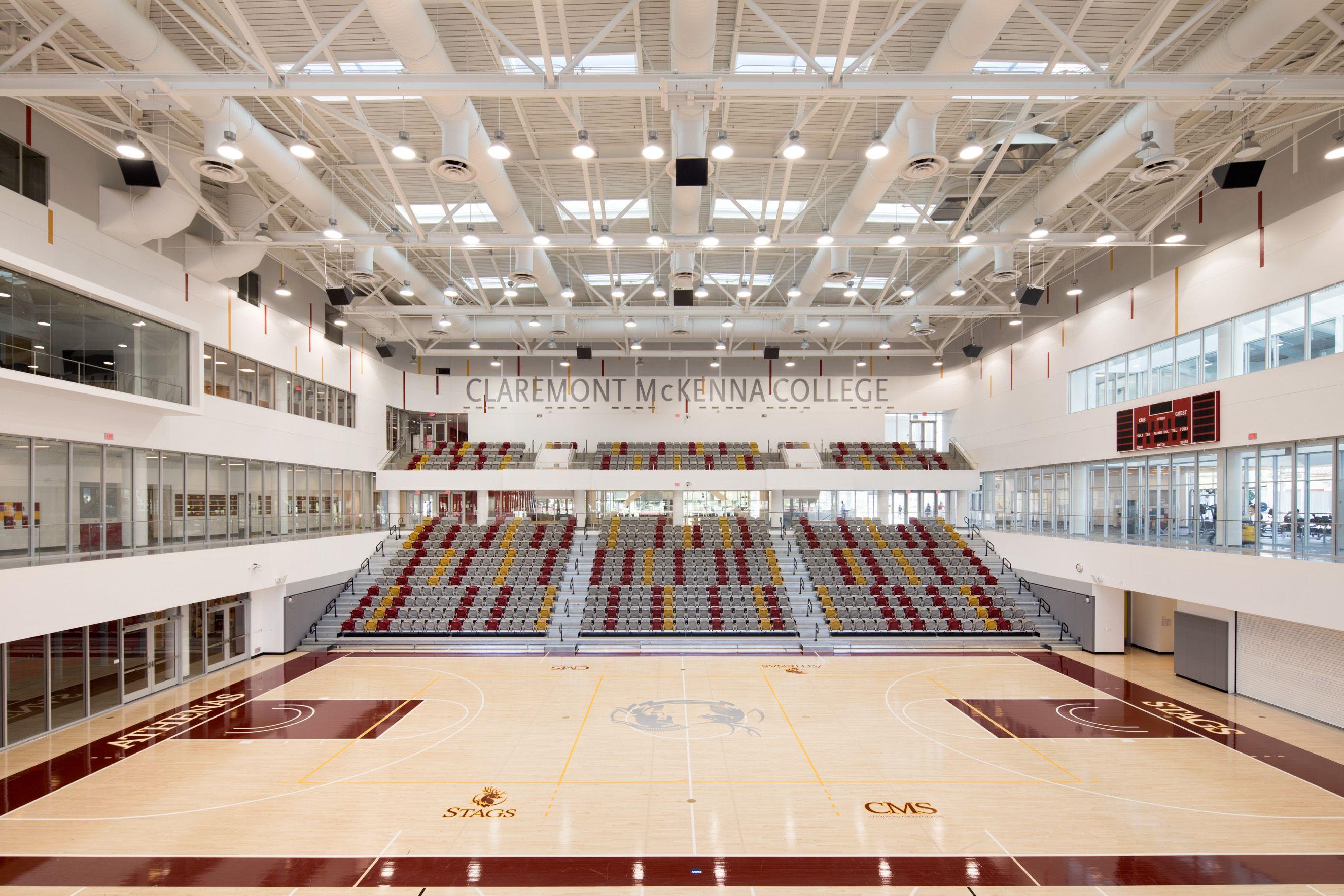 Roberts Pavilion Claremont McKenna College