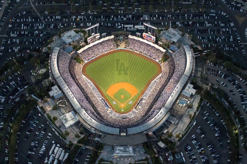 Time for Dodger Baseball