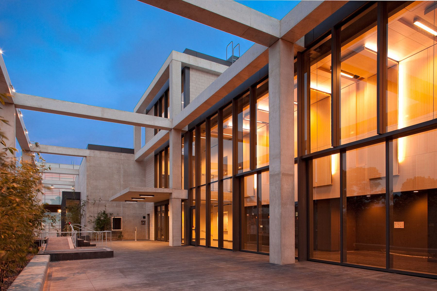 Conrad Prebys Music Hall at UC San Diego