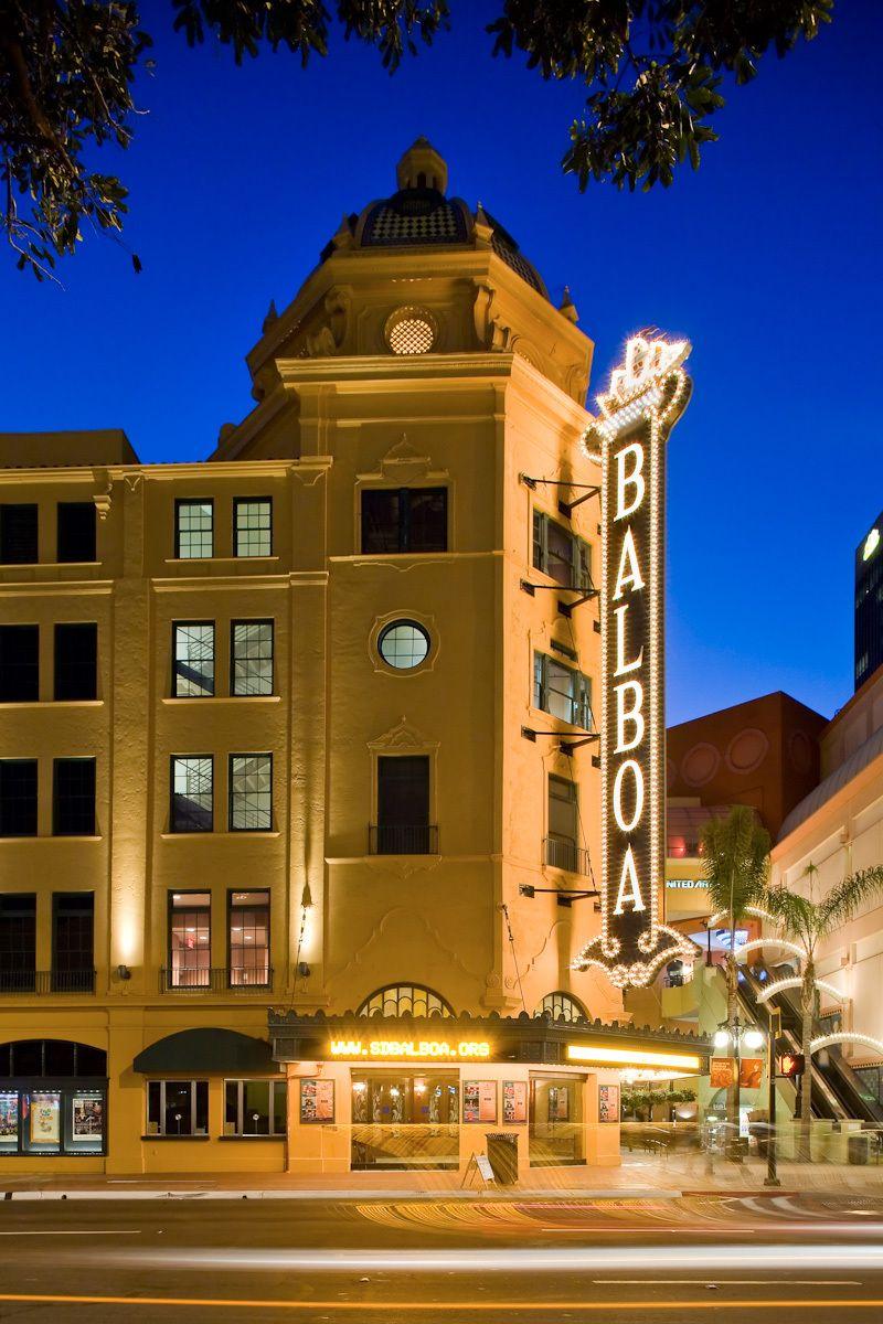 Balboa Theater San Diego
