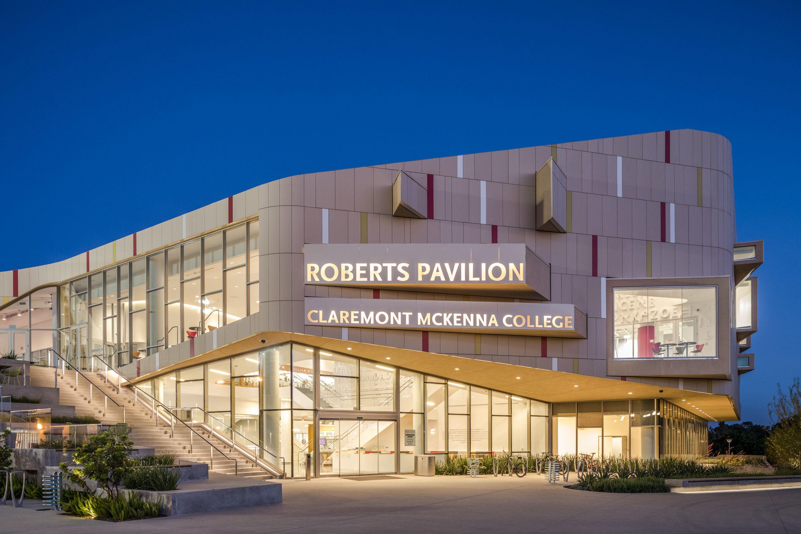Roberts Pavilion