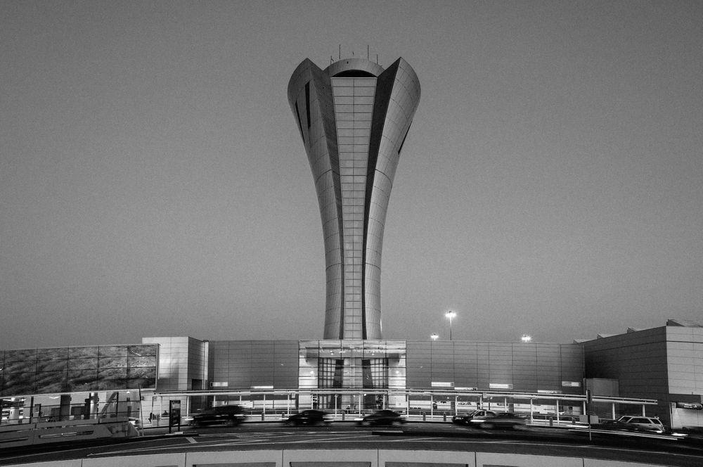 SFO Air Traffice Control Tower