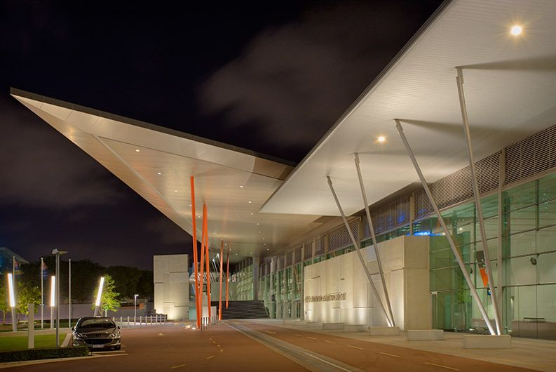 Architects: Cox Howlett & Bailey Woodland     Builders: Multiplex ( Brookfield Multiplex as of 2008 )     Lighting: Light Application