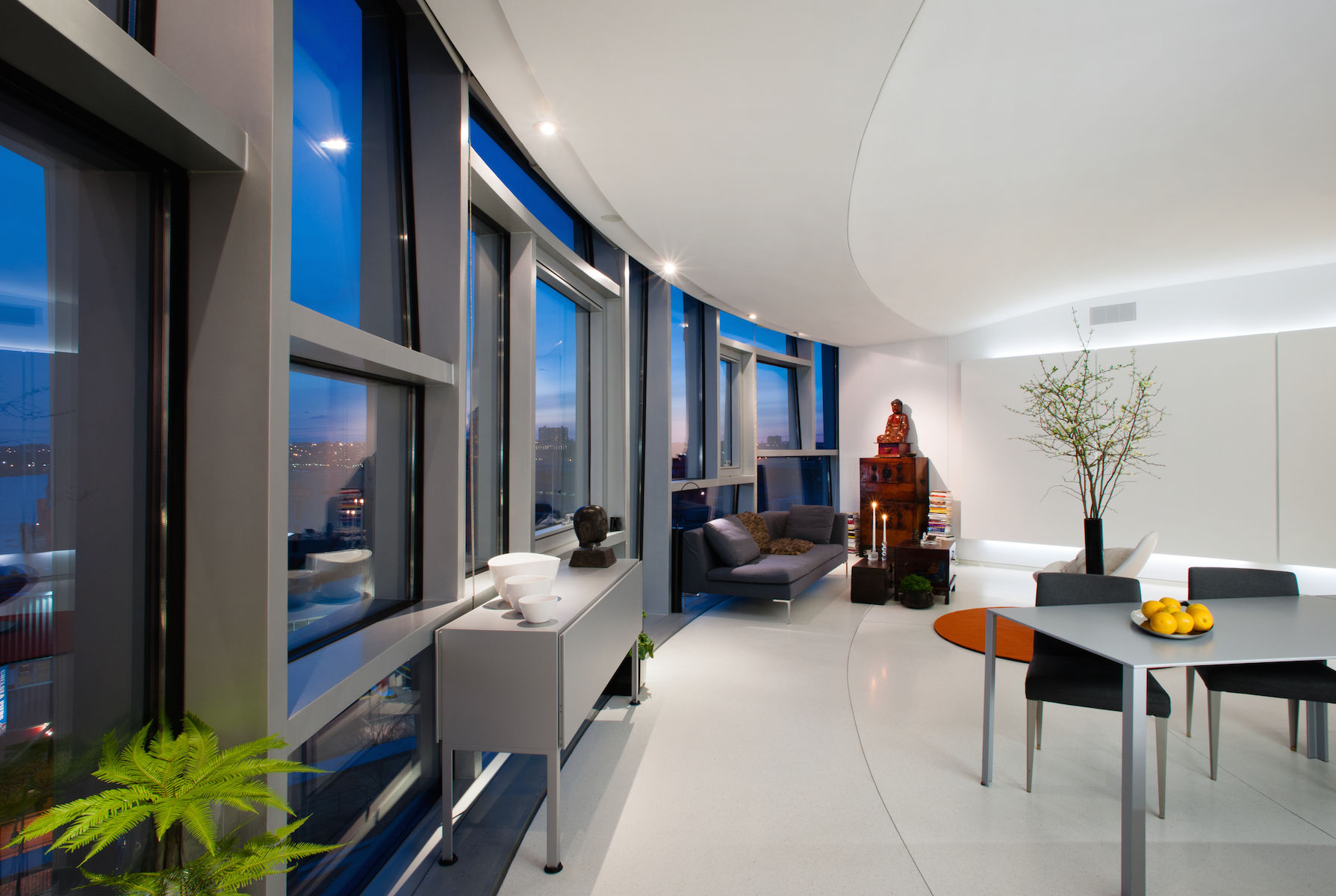 Apartment in Jean Nouvel Building New York