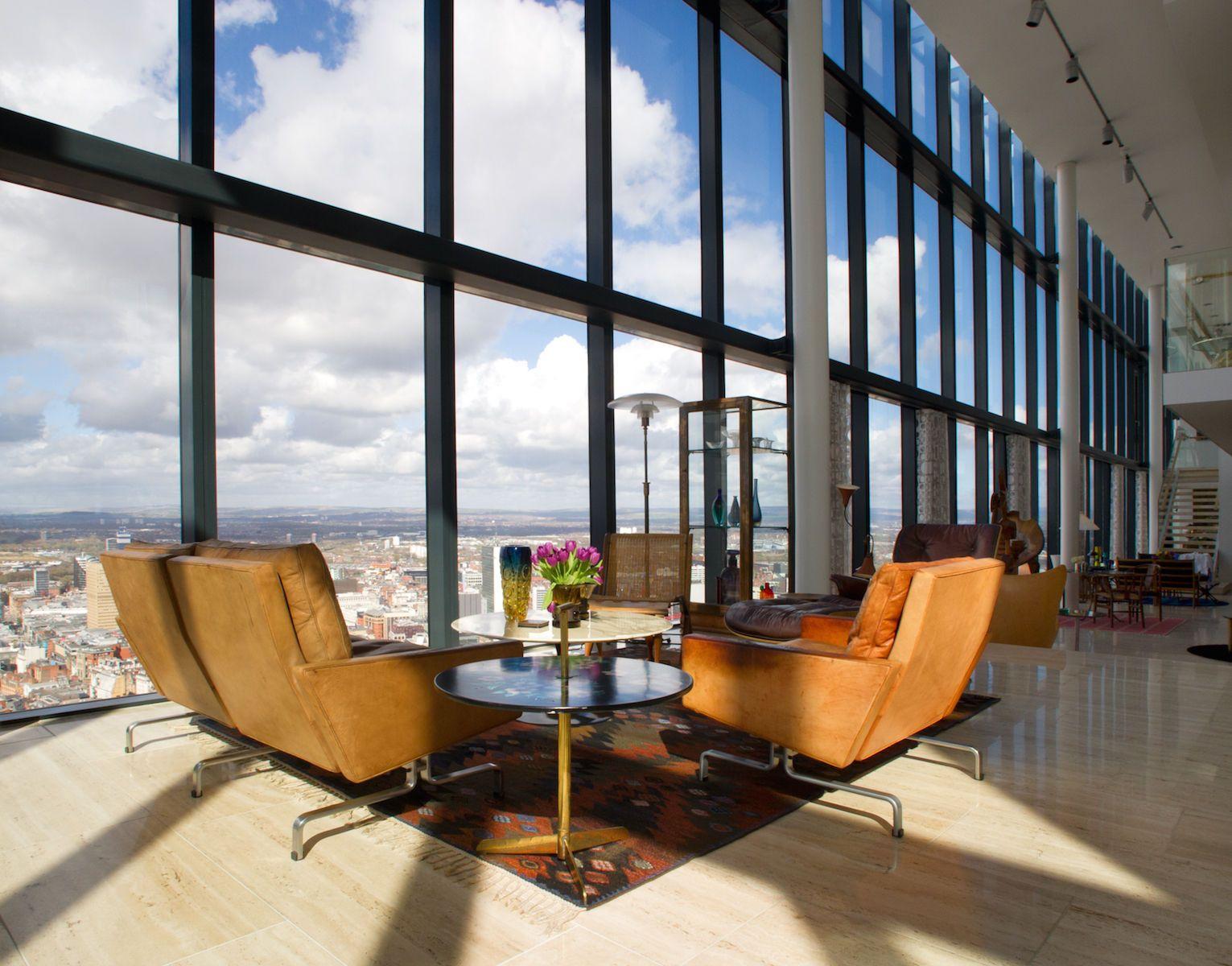 Ian Simpson - Beetham Tower Manchester, UK