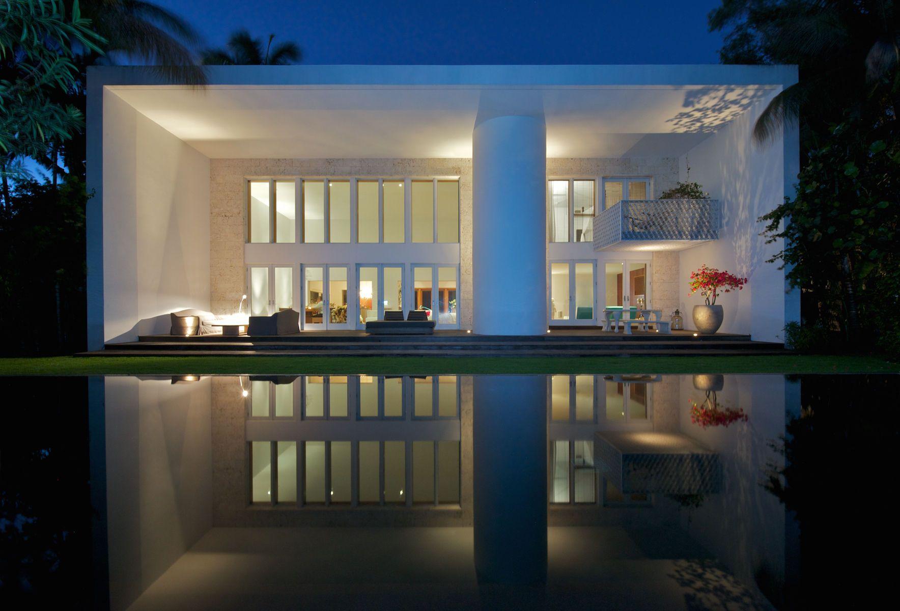 Chad Oppenheim Villa Allegra, Miami