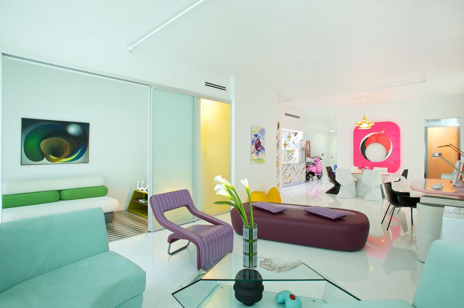 Karim Rashid Miami Residence