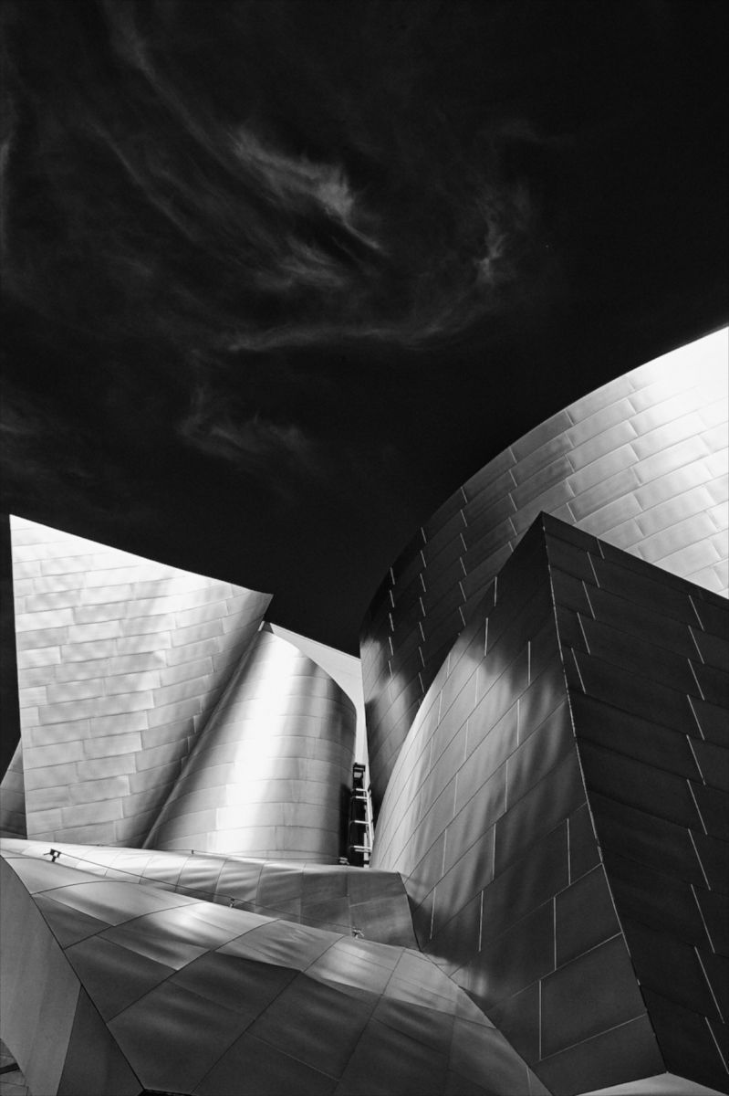 Walt Disney Concert Hall Gehry