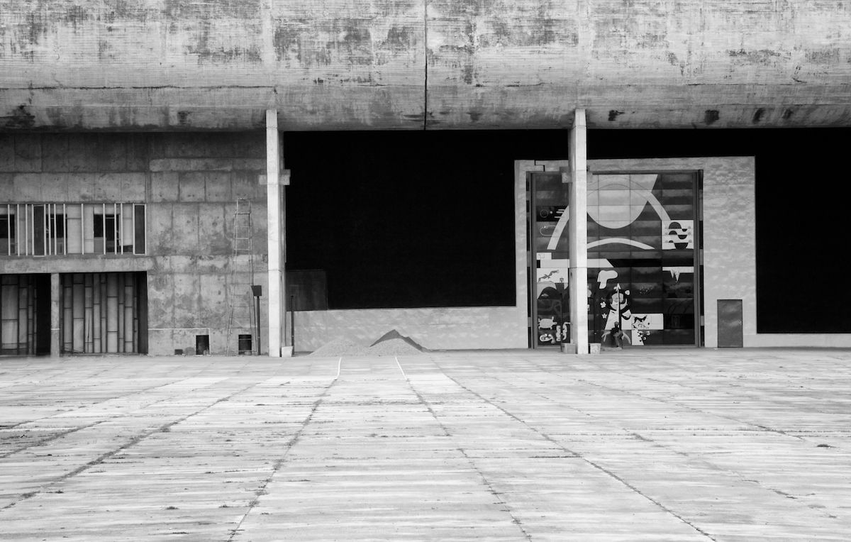 Le Corbusier's Chandigarh - Assembly