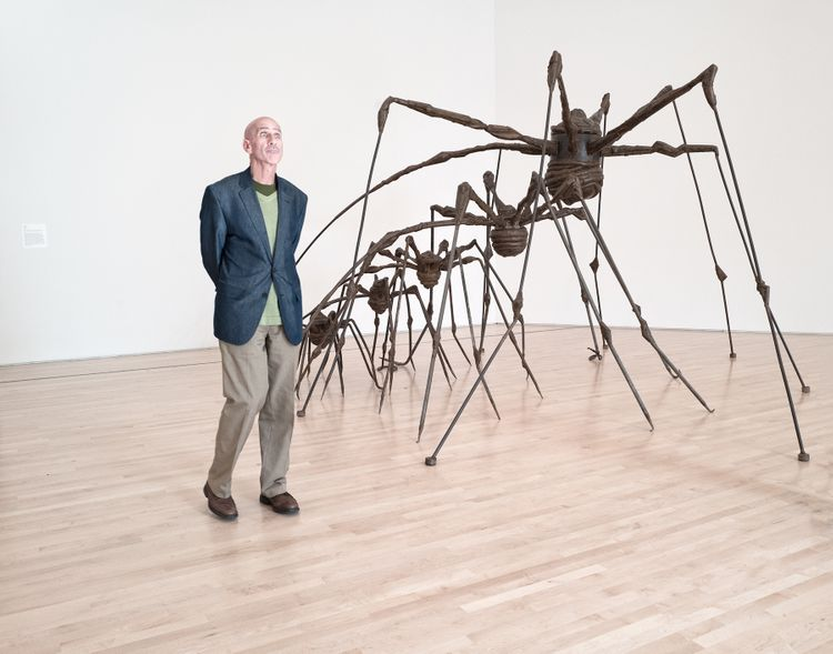 Louise Bourgeois at LACMA, Los Angeles, 2017