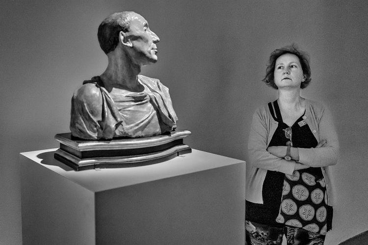 Donatello at the Met Breuer, NYC, 2018