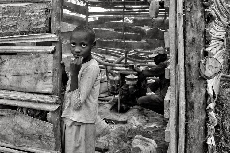 Flour Merchant, Kigutu, Burundi, 2018