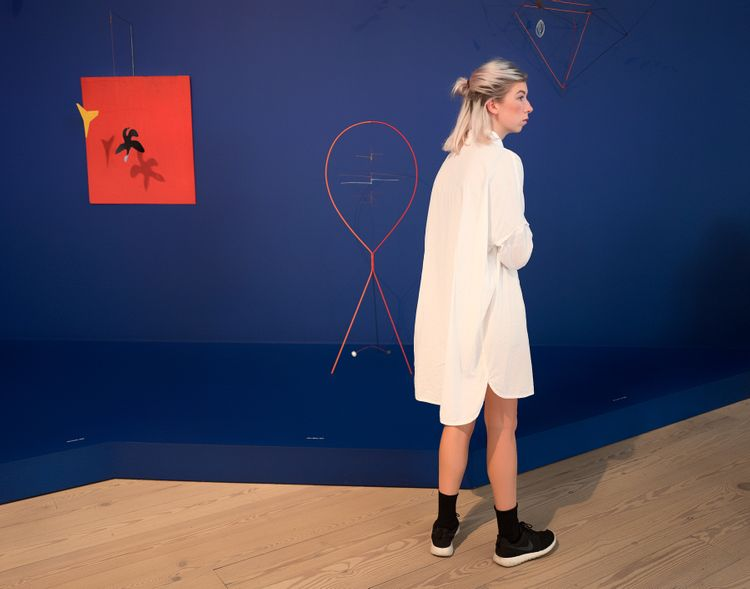 Alexander Calder at the Whitney, NYC, 2017