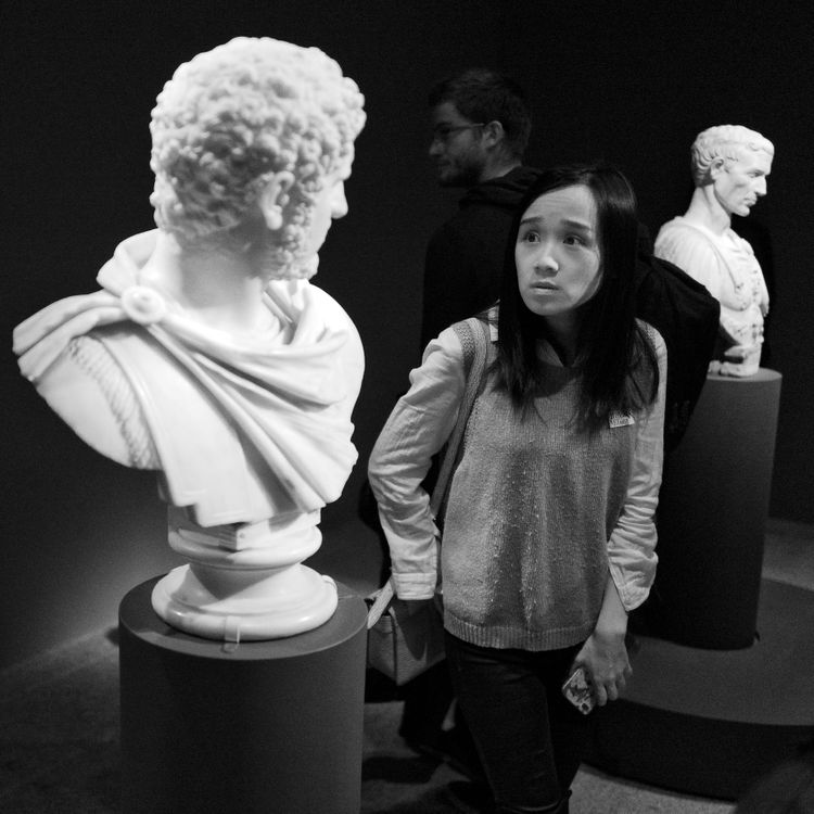 Michelangelo at the Met #1, NYC, 2018